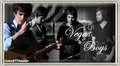 Panic! At the Disco Vegas Boys Wallpaper - panic-at-the-disco photo