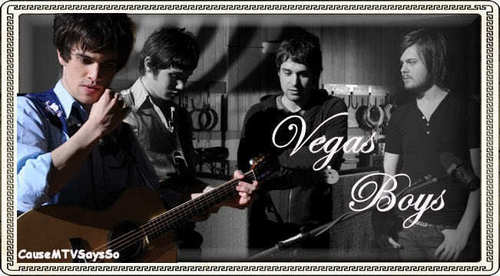 Panic! At the Disco Vegas Boys wallpaper