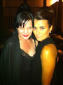 Pauley & Cote de Pablo - pauley-perrette photo