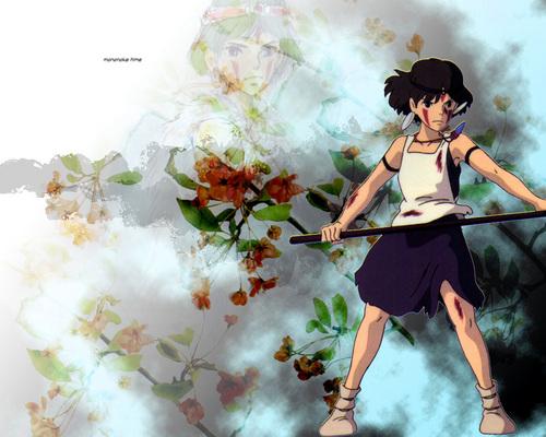 Studio Ghibli images Princess Mononoke Wallpaper HD ...