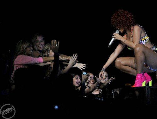 Rihanna - LOUD Tour (2011) - Auburn Hills, MI - June 14, 2011