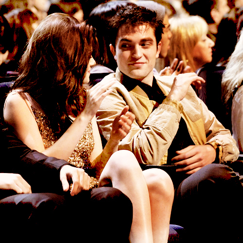 Rob and Kris <333333