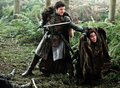 Robb & Osha - game-of-thrones photo