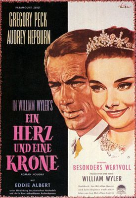 Roman Holiday 1954