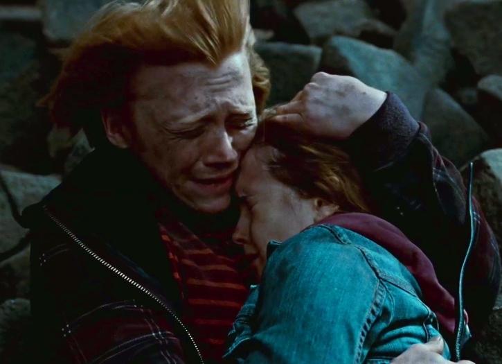 Ron & Hermione