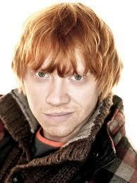 Ron Weasley (obviously) :)