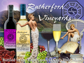 Rutheford Vineyard - lost wallpaper