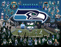 SEAHAWKS! - seattle photo