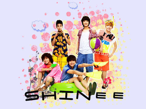 Kpop wallpaper entitled SHINee