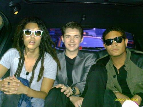 Samuel, Damian, & Bryce