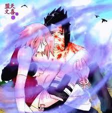 Саскэ и Сакура