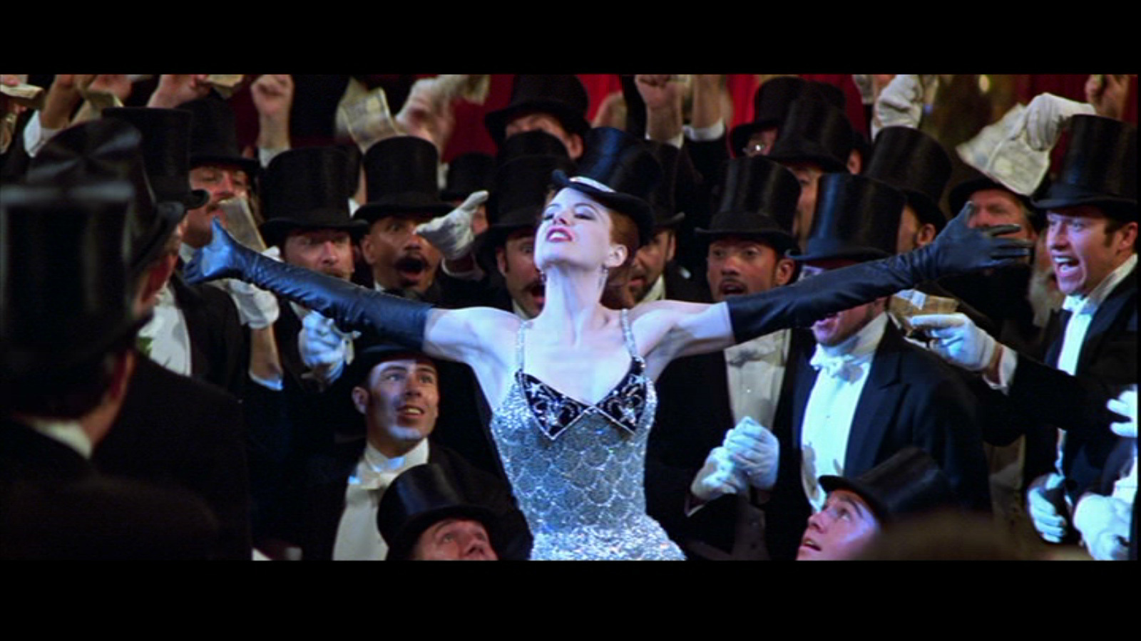 The movie moulin rouge