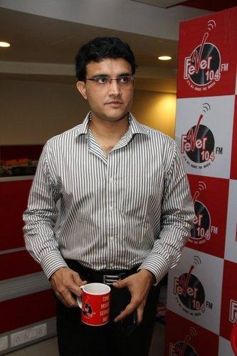 Saurav Ganguly: Fever FM 104