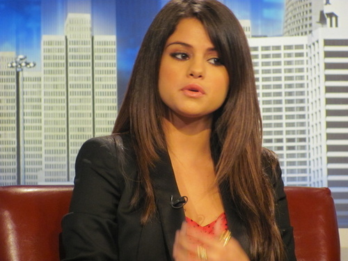 Selena - At 'Good hari Atlanta' - June 16, 2011