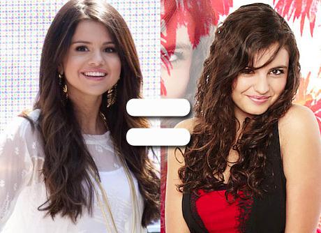 Selena Gomez And Rebecca Black!!