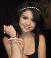 Selena Gomez(Pic from a Bulgarin Fan)