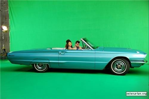 Selena - 'Love Ты Like a Любовь Song' Музыка Video Stills 2011