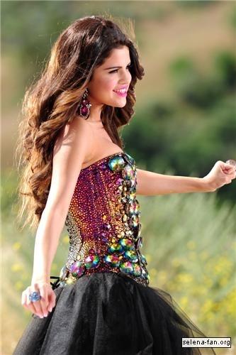 Selena - 'Love anda Like a Cinta Song' Muzik Video Stills 2011