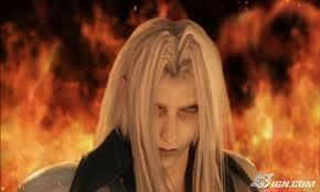 Sephiroth FTW!