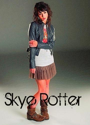 Skye Rotter fan Art Made door RockBomb23!