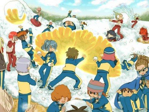 Snow siku