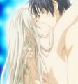 Souichi and Morinaga