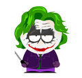 South Park version of The Joker