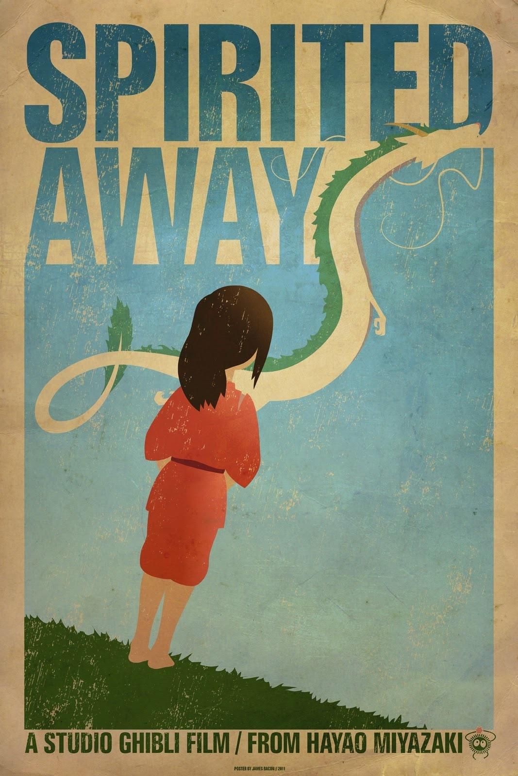Spirited Away poster - Studio Ghibli Fan Art (22967633 ...