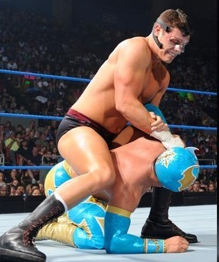 Tag match on Smackdown