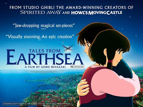 Studio Ghibli images Tales from Earthsea wallpaper and ...