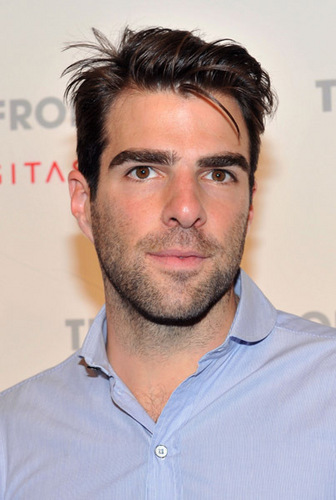 Zachary Quinto wallpaper containing a portrait titled The 2011 NewFront Conference