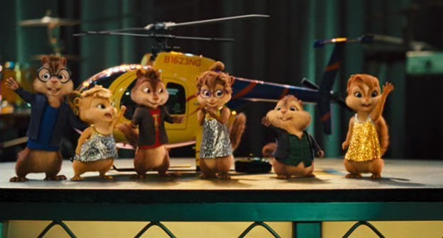 The Chipmunks and The Chipettes alvin and the chipmunks 3 chipwrecked 22979210 624 336 - ���� ����� �������� 3 - Film Alvin and the Chipmunks 3