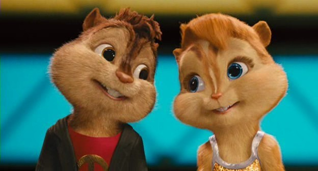 Alvin And The Chipmunks Theodore And Eleanor Wallpaper Alvin and the Chipmunk...
