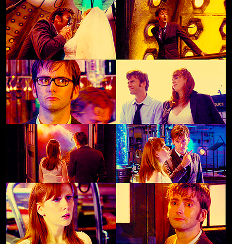 The Doctor and Donna