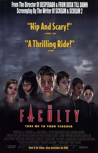 The Faculty - Poster♥