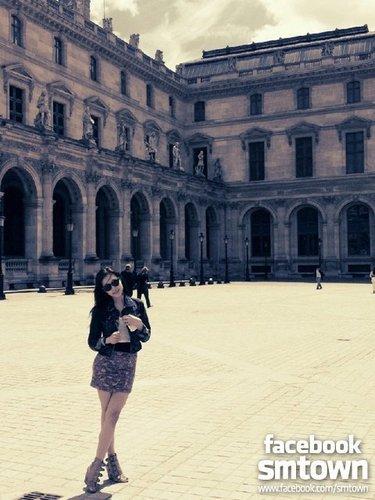 Tiffany in Paris