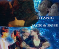 Titanic<3 Jack & Rose