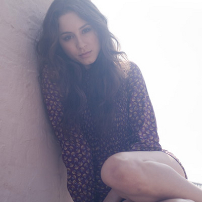 Troian Bellisario Nylon Photoshoot