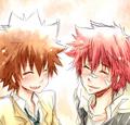 Tsuna & Enma