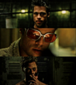 Tyler Durden - fight-club fan art