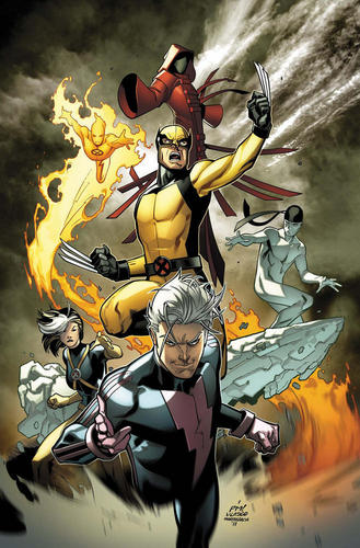 Ultimate Comics X men #1
