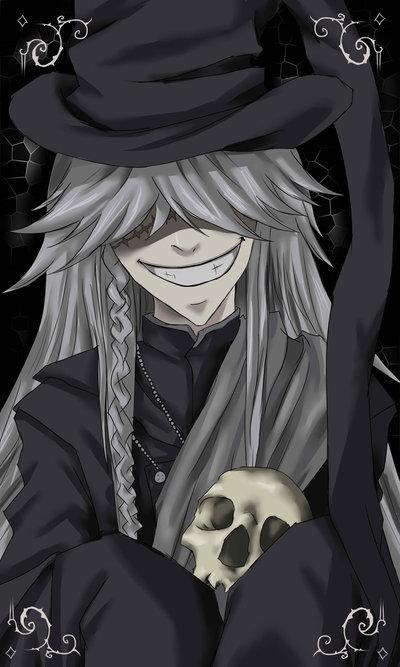 Undertaker - Undertaker from Kuroshitsuji Photo (22947021 ...