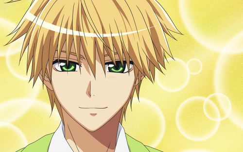 Kaichou wa Maid-sama wallpaper entitled Usui