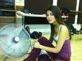 Victoria Justice- Dance Rehersal