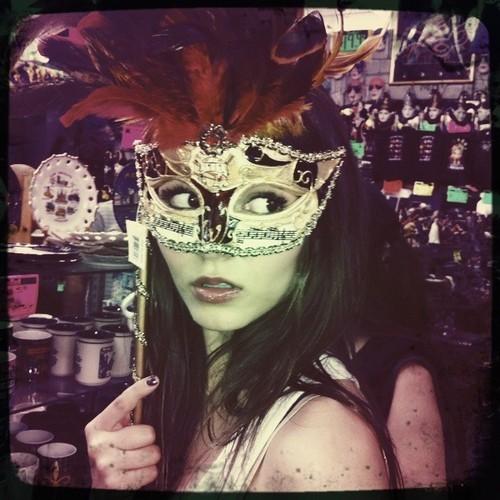 Victoria Justice-Masquerade