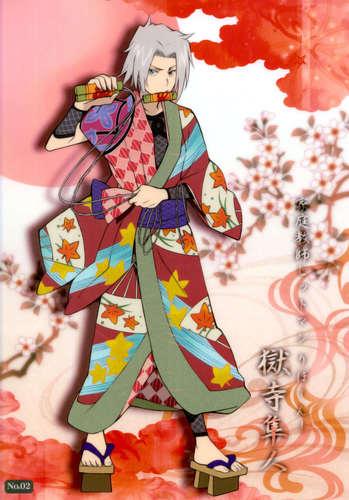 Vongola kimonos