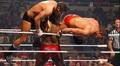 WWE All star six man tag match