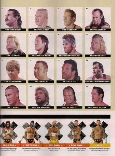 WWE Magazine-July 2011