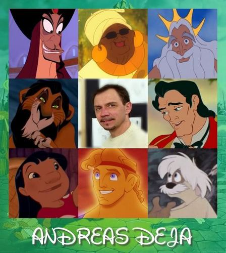 Walt Disney Animators - Andreas Deja