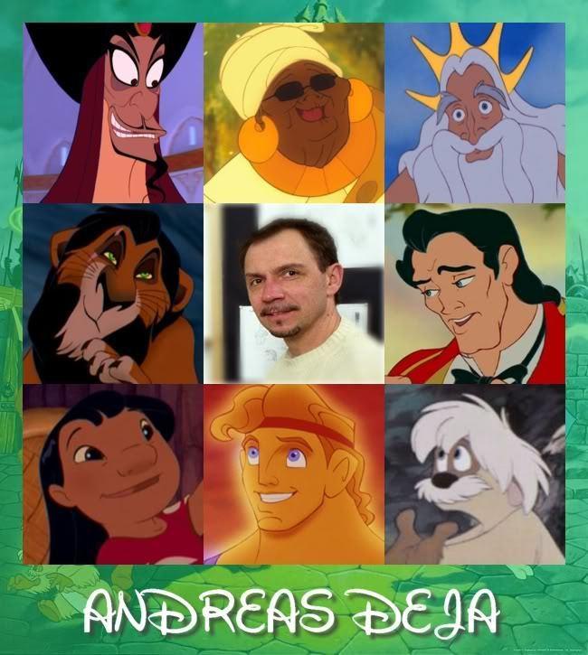 walt disney animators andreas deja walt disney